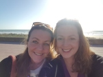 Kim en Wendy, Las dos hermanas, Bed and Breakfast, Chiclana, de twee zussen