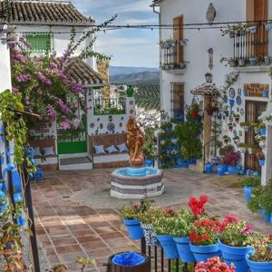 Iznajar, Kim en Wendy, Bed and Breakfast, Malaga, Granada, Cordoba, Ik Vertrek