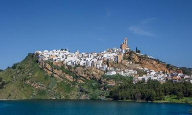 Kim en Wendy, Iznajar, Ik Vertrek, Bed and breakfast, Malaga, Granada, Cordoba,